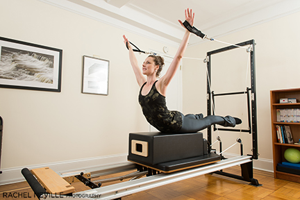 pilates studio photo rachel neville