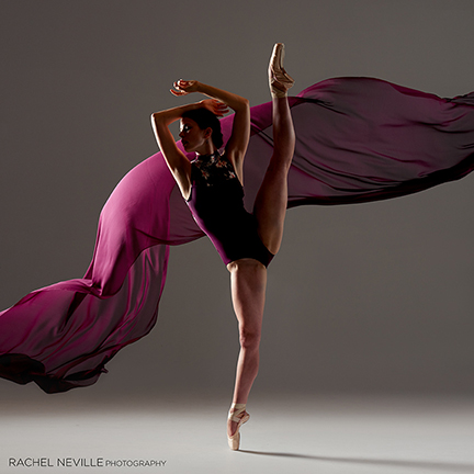 richmond ballet photo Rachel Neville dance Alexandra Lammon
