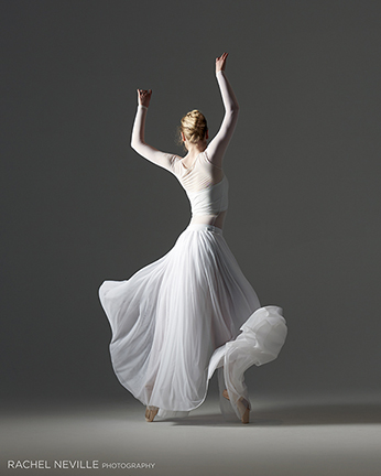 dancer richmond ballet photo rachel neville