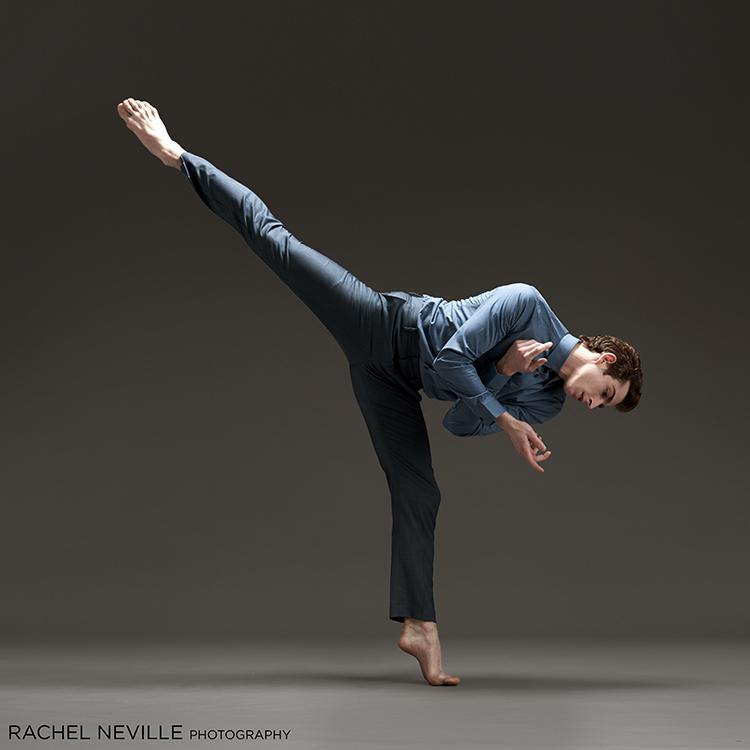 Dancers and sleep photo Rachel Neville