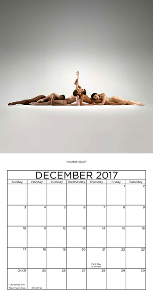 photo calendar rachel neville human nature project