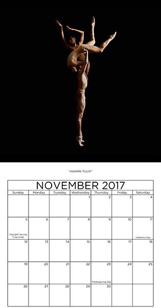 photography calendar rachel neville