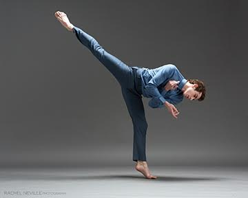 add emotion and energy to dance audition photos Rachel Neville Photography NYC