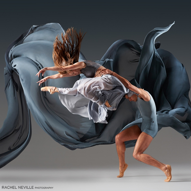 Dance photographer Rachel Neville holiday NYC