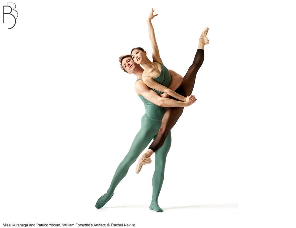 boston ballet artifact photo rachel neville