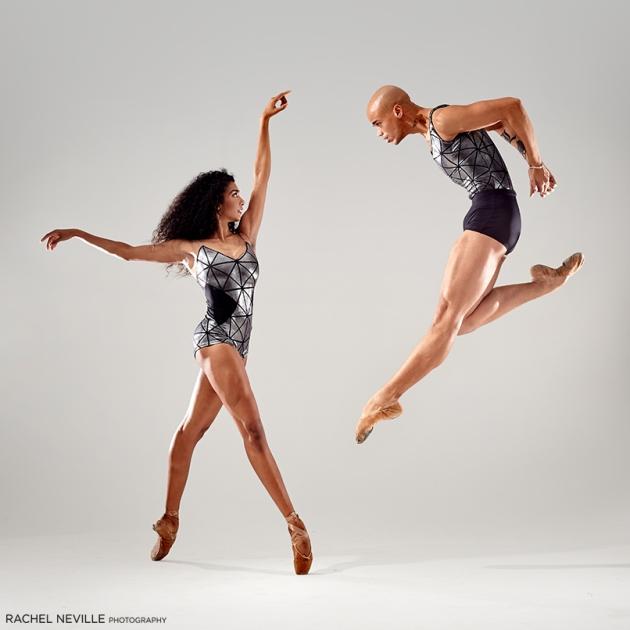 Rachel Neville for Complexions Ballet